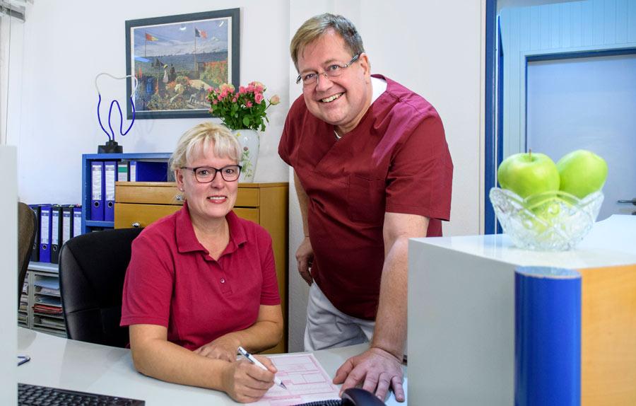 Zahnarztpraxis in Lüneburg